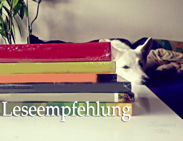 Leseempfehlung-16 %Hundeblog