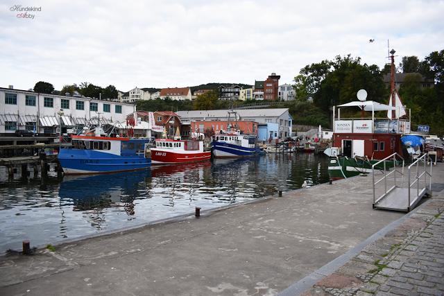 Sassnitz-Hafen-1 %Hundeblog