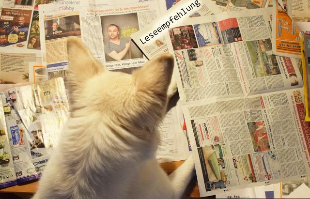 Leseempfehlung-5 %Hundeblog