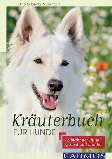 Kräuterbuch für Hunde - Das Cover