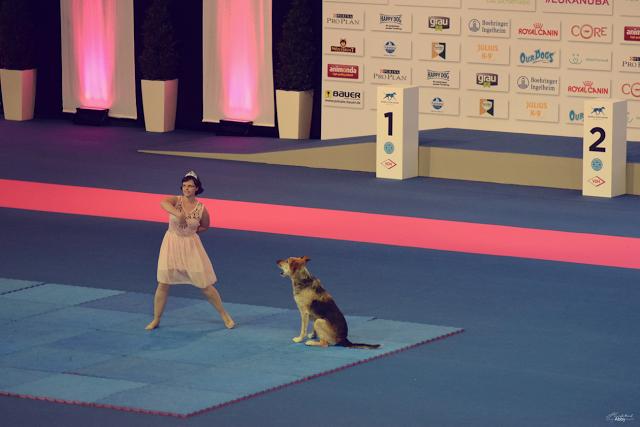 Jenny Fischer - Dogdance